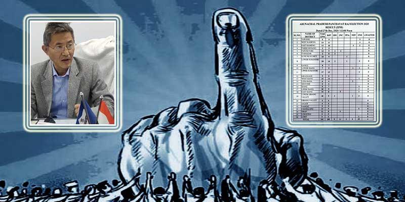 Arunachal:SEC notifies election of 238 ZPMs, 7,717 GPMs