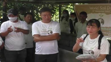 Itanagar: World Soil Day observed at Moin Village