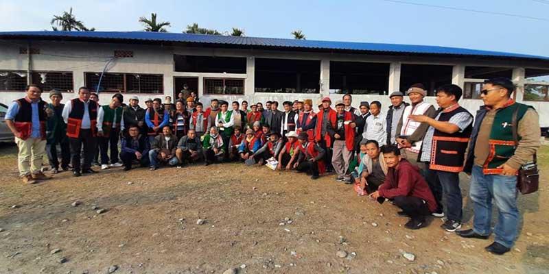Arunachal:Awareness campaign on Adi Customary Law begins at Mirem village