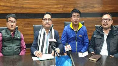 Road, Air and IT connectivity is improving in Arunachal Pradesh- Dilip Saikia