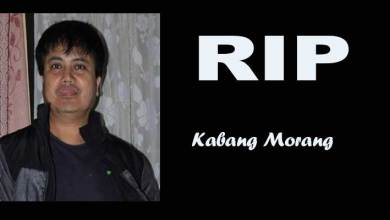 Arunachal:DDK Director of engineering, Kabang Morang found dead, case registered