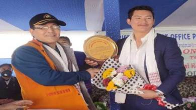 Arunachal:Road Safety Awareness programme launched in Yupia