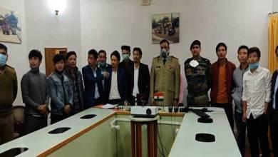 Arunachal: ADAYO submit memo to BRO CE on Sarli (Purchi) to Damin-Huri road