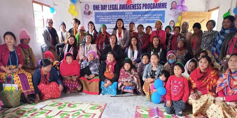 Arunachal: APWWS conducts legal awareness programme at Tani Happa