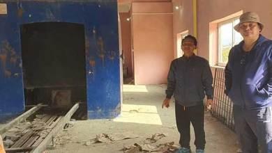 Itanagar: IMC Commissioner inspects Burial cum crematorium ground