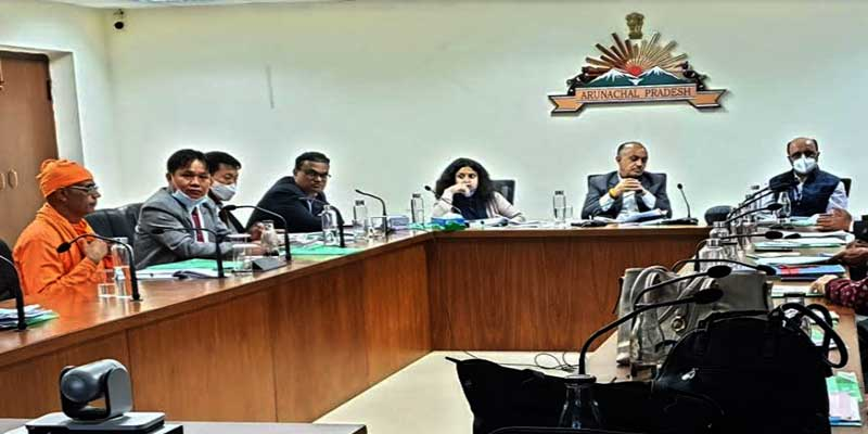Itanagar: State Govt is serious to transform Education Sector- CS