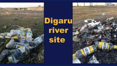 Arunachal: Exposed littering at Digaru river site becomes eye sore to visitors