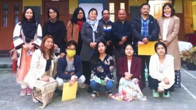 Itanagar: Din-Din Club's first meeting held