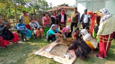 Arunachal: Field day on Mushroom conducted at Rayang Moli in East Siang