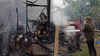 Arunachal: 2 houses gutted in 2 fire accidents in Pasighat