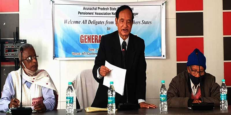 Arunachal: APSGPA decides to raised demand for implementation of 7th CPC