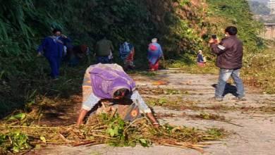 Itanagar: CCLCOSL conducts social service in Kasingsa