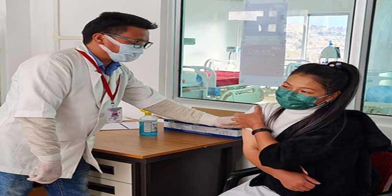 Arunachal: Mock drill for COVID-19 Vaccination held at Tawang