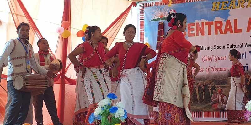 Itanagar: Mishing community celebrated Ali-Aye Ligang