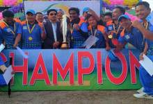 Arunachal: DC XI lifts DC Cup T20 Cricket Trophy