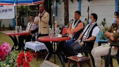 Itanagar: Felix appeals official to reinvigorate HAA activity in ICR