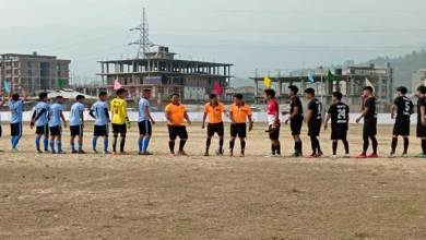 Arunachal; Silver Jubilee  Nyokum Yullo Celebration Football Tournament 2021