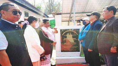 Arunachal: Nabam Rebia inaugurates new building of Kimin CHC