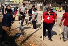 Arunachal: Cleanliness drive by Nijuli Nyokum Yullo celebration committee