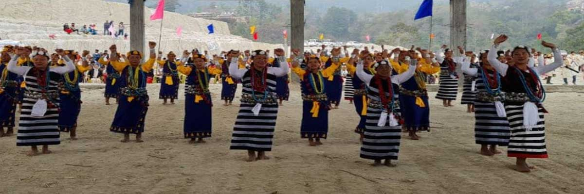 Arunachal:Nyokum Yullo celebrated at Talo