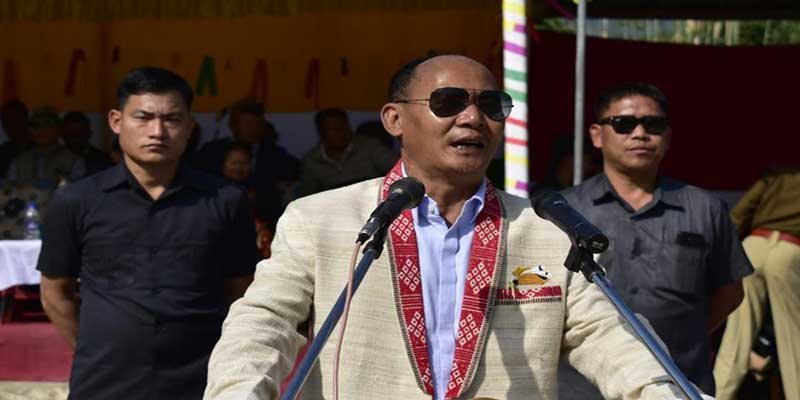 Arunachal: 35th Statehood Day Celebrated at Palin