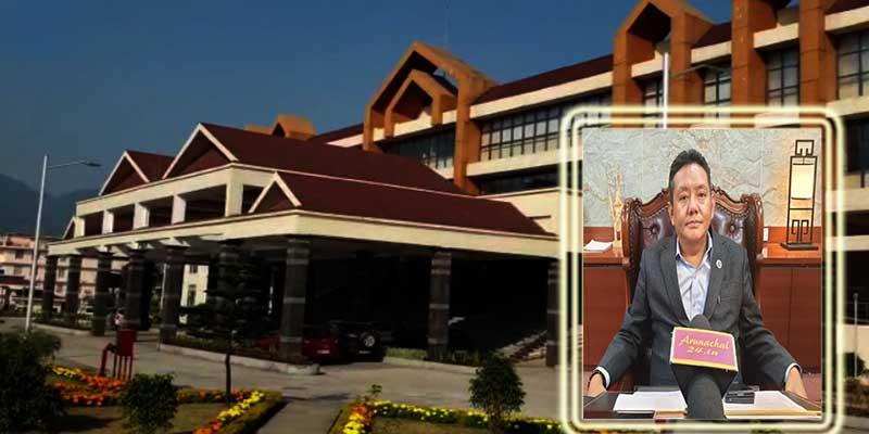 Arunachal Budget 2021 to go paperless- P D Sona