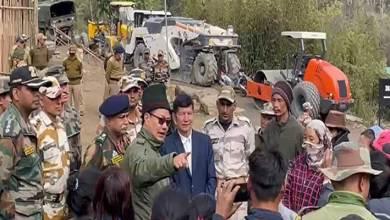 Arunachal: BRO built roads to Indo-China border satisfactory, says Rijiju