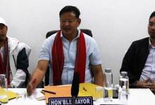 Itanagar: IMC mayor assures sanitation workers of solving their grievances