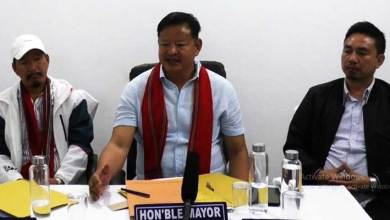 Itanagar: IMC mayor assures sanitation workers of solving their grievances