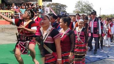Arunachal: Chowna Mein attends Tamladu festival at Wakro