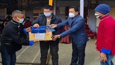 Arunachal: Woodcraft artisans, weavers provided free innovative toolkits and looms in Tawang