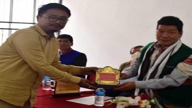Arunachal:Obang Tayeng retires as Director IPR