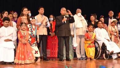Arunachal: Governor interacts with Divyangjan