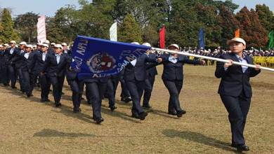 Arunachal:47th Batch Recruits constables games and sports meet-2021 concludes