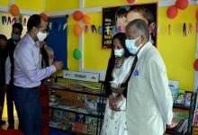 Itanagar: Governor inaugurates Pustakalaya