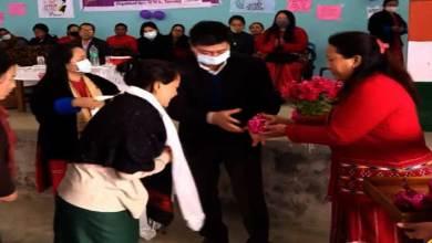 Arunachal: International Women's day celebrated at Tawang