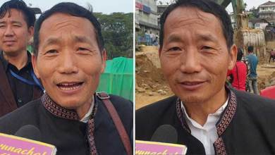 Itanagar: Talo Potom posted as special secretary, Land management