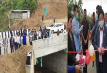 Itanagar: Ganga-Jully road has reopened
