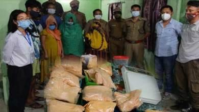 Itanagar Police bust drug racket, 5 arrested, seize suspected heroin worth of 10 Lakhs