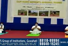 Arunachal: Rajiv Gandhi University observed International Day of Yoga
