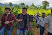 Arunachal: AAPSU team visits Katan Village under Lohit District