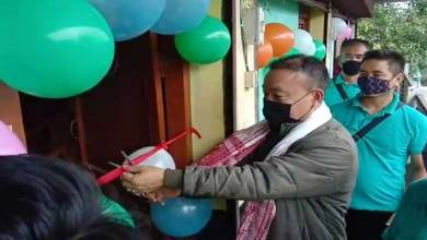 Arunachal: East Siang District Labour Co-Operative Society Ltd office inaugurated