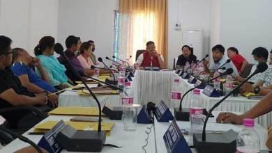 Itanagar: 5th Business meeting of Itanagar Municipal corporation held