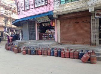 2015 Nepal Blockade: From Wikipedia, the free encyclopedia