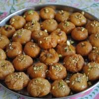 Festive Fare ~ Balushahi (Badusha)
