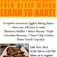 Eggless Baking Classes in Hyderabad