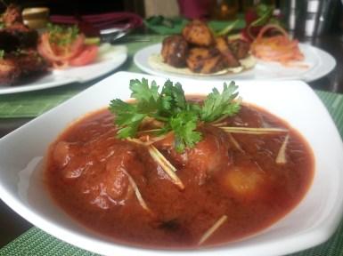 Penda ~ Chicken and Potato Korma