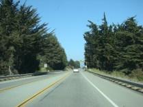 Highway 17 connecting Santa Cruz