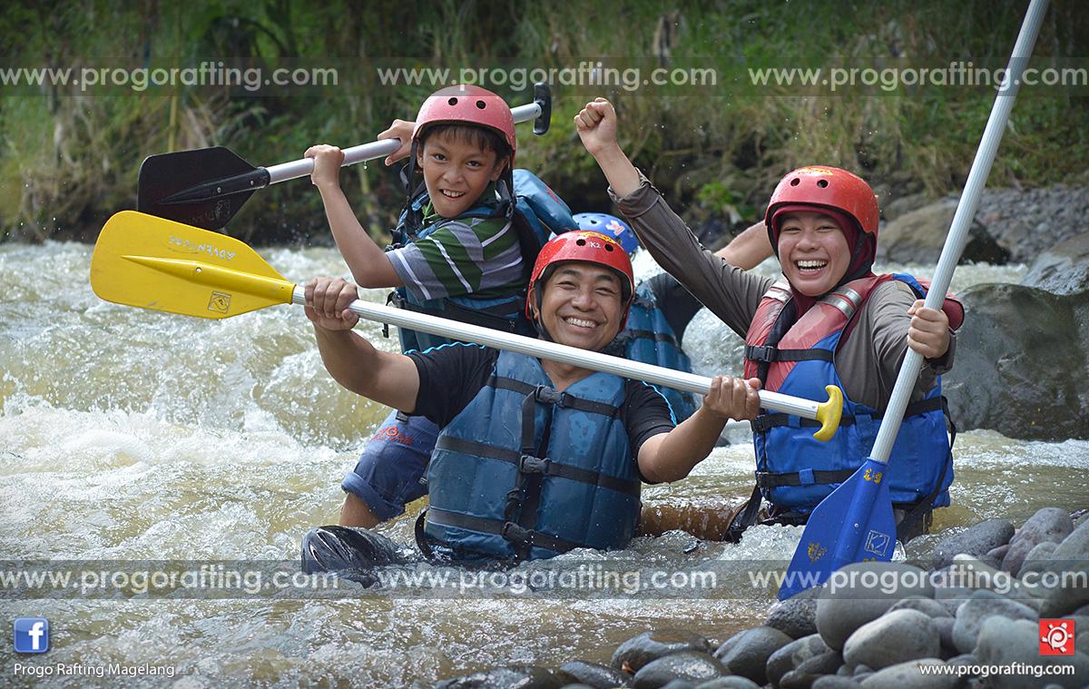 Arung Jeram Magelang – Progo Hulu