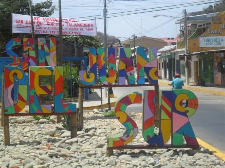 Colourful San Juan del Sur
